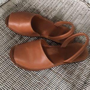 Brave Soles sandals